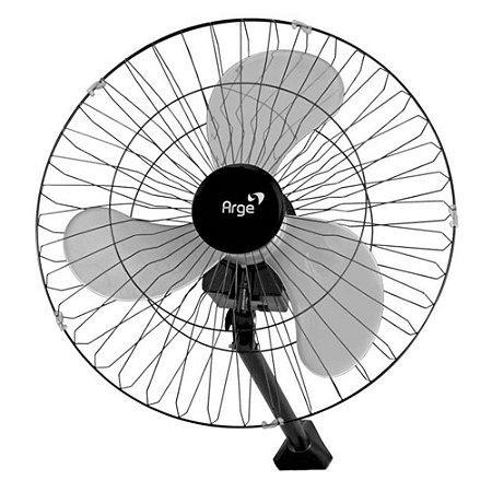 Ventilador De Parede Premium 60 Cm Aco Preto (60f) Bivolt