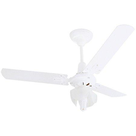 Ventilador Economic Genius Branco/branco 3 Pás 220v
