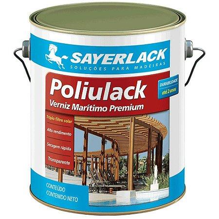 Verniz Poliulack Sayerlack Maritimo Sb2300/00 Brilha- 3,6 Lt