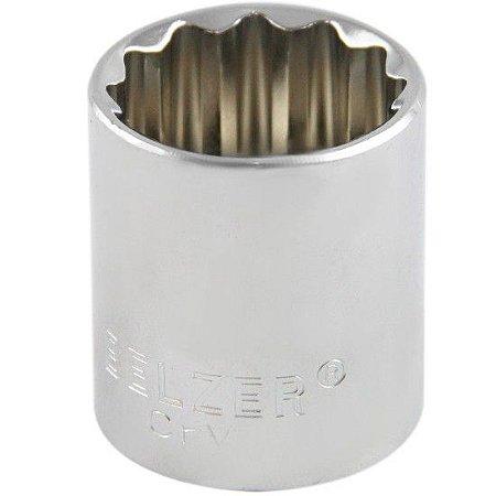 Soquete Estriado Com Encaixe De 3/4 Pol. De 1.3/4 Belzer-206514br