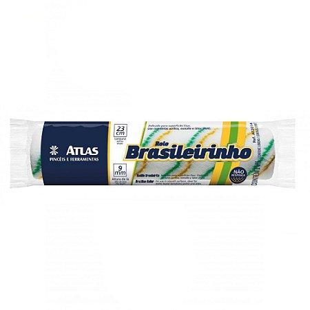 Rolo De La Atlas Brasileiros 23cm - Ref At2014