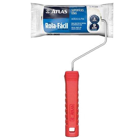 Rolo de Lã Rola-Fácil Atlas 9cm AT709/5