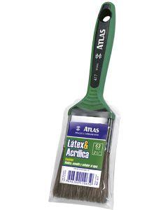 Trincha Latex/acrilica 2.1/2pol Atlas Ref 417/6