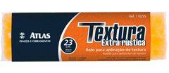 Rolo Textura Atlas Extra Rustica 23cm Ref 110/55