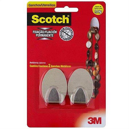 GANCHO SCOTCH METALICO 3M (CM314)