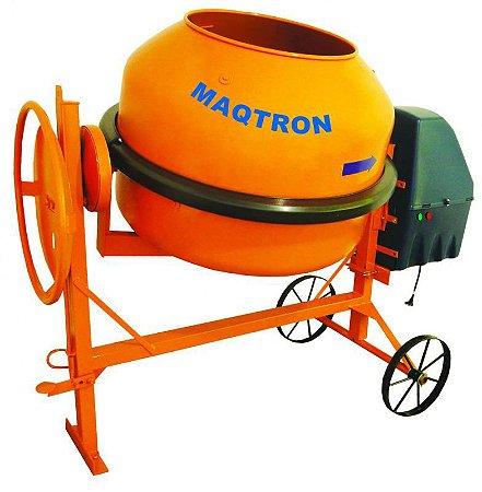 Betoneira Maqtron 1 Traço, 400 Litros, 2 Cv, Monofásica