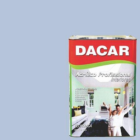 Tinta Acrílica Dacar Fosco Profissional 18 L Sideral