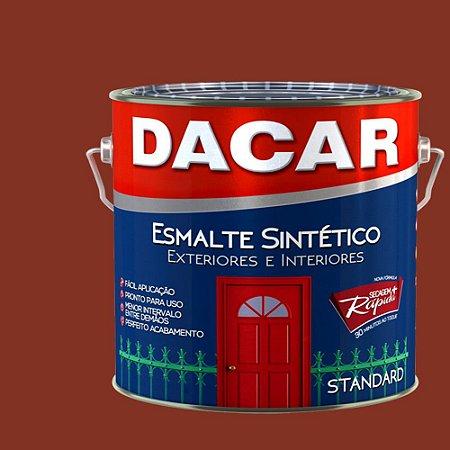 Tinta Esmalte Sintético Standard Dacar Colorado 3,6 Lts