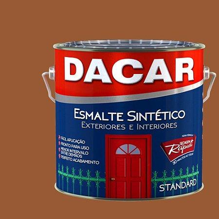 Tinta Esmalte Sintético Standard Dacar Marrom Conhaque 900ml