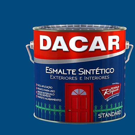 Tinta Esmalte Standard Dacar 3,6l Azul França