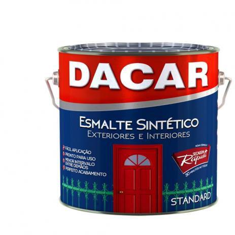 TINTA ESMALTE STANDARD DACAR C: COLORADO - 225 ML