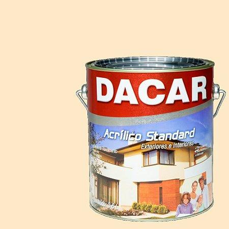 Tinta Acrilico Latex Standar Dacar 3,6 L Perola