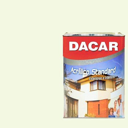 Tinta Acrilico Latex Standar Dacar 18 L Erva Doce