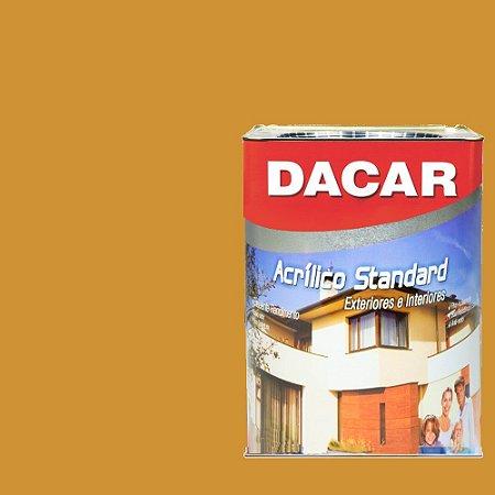 Tinta Acrilico Latex Standar Dacar 18 L Marrocos