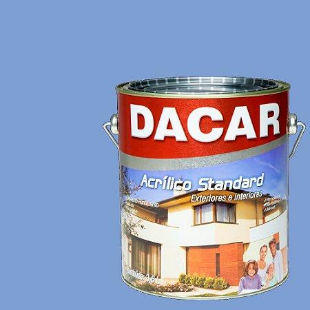 Tinta Acrilico Latex Standar Dacar 3,6 L Mediterraneo