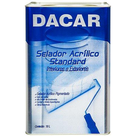 Selador Acrílico 18l Dacar Standard