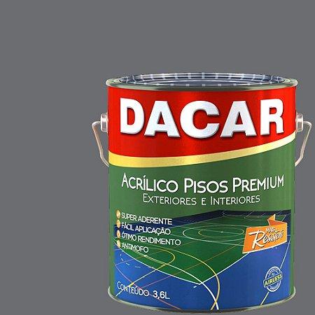 Tinta Piso Premium Dacar Cinza Chumbo 900 Ml