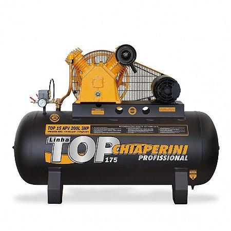 Compressor 15+pcm/apv 200 Litros Monofásico