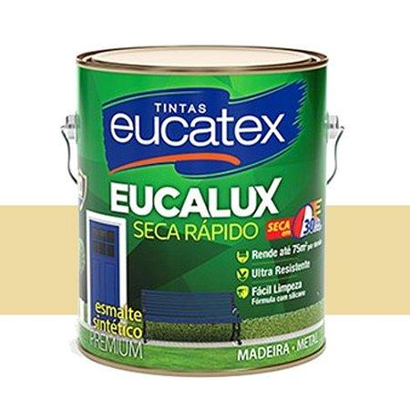 Tinta Eucalux Esmalte Premium Marfim 3,6 Litros Eucatex