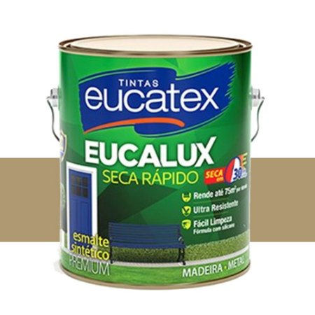 Tinta Eucalux Esmalte Premium Carmurça 3,6 Litros Eucatex