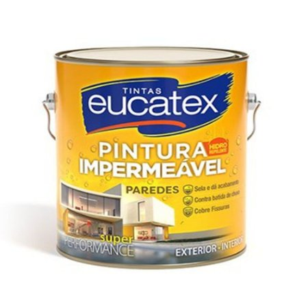 Impermeabilizante Parede Eucatex Branco 18 Kgs