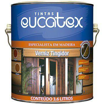 Verniz Eucatex Tingidor Imbuia 900ml