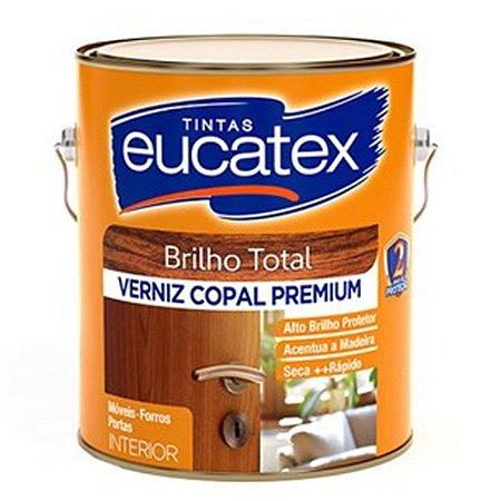 Verniz Eucatex Copal Incolor 3,6 Lts