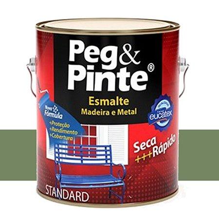 Tinta Esmalte Sint Peg & Pinte Verde Nilo 0,9 L Eucatex