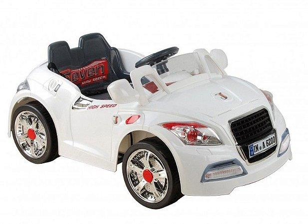 Carro Elétrico Esportivo Com Controle Remoto 6v - Bel Fix