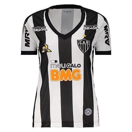 Camisa Atlético-MG I 2019/20 - Feminina
