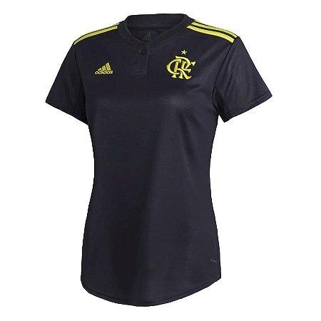 Camisa Flamengo III 2019/20 - Feminina