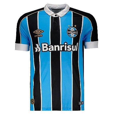 Camisa Grêmio I 2019/20 - Masculina