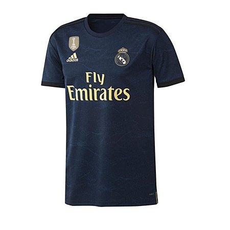 Camisa Real Madrid II 2019/2020 – Masculina
