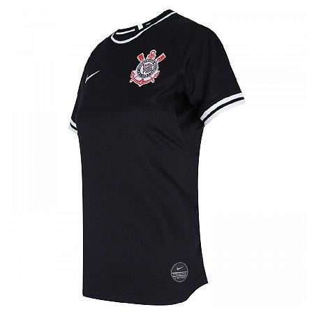 Camisa Corinthians II 2019/20 - Feminina