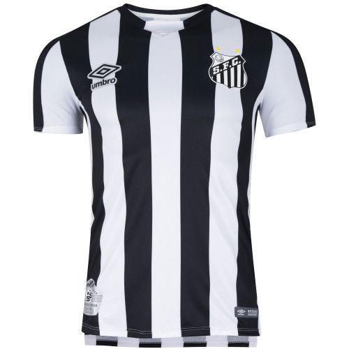 Camisa Santos II 2019/20 - Masculina