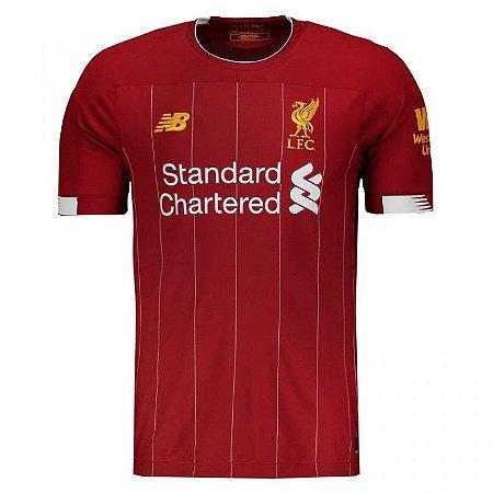 Camisa Liverpool I 2019/2020 – Masculina