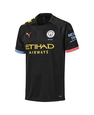 Camisa Manchester City II 2019/2020 – Masculina