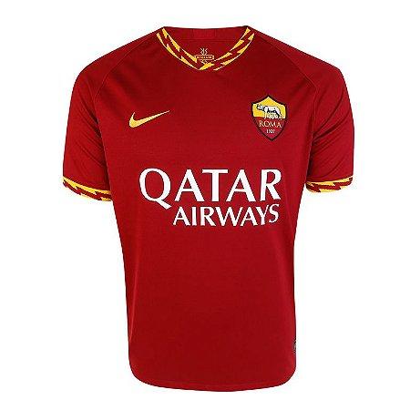 Camisa Roma I 2019/20 - Masculina