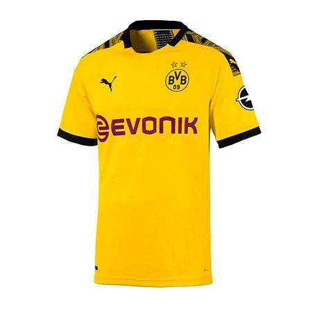 Camisa Borussia Dortmund I 2019/2020 – Masculina
