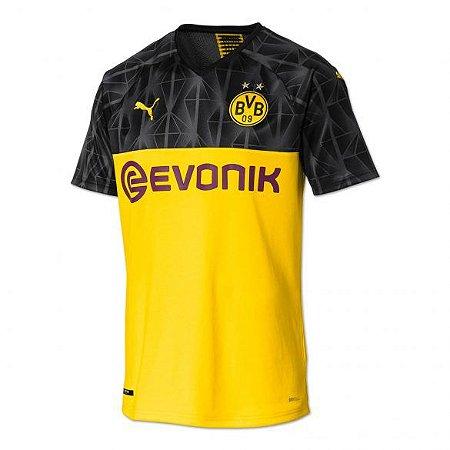 Camisa Borussia Dortmund III 2019/2020 – Masculina
