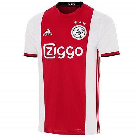 Camisa Ajax I 2019/20 – Masculina