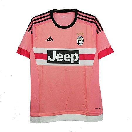 Camisa Juventus Retrô 2014 - Masculina