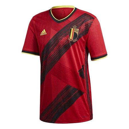 Camisa Bélgica I 2020/21 – Masculina