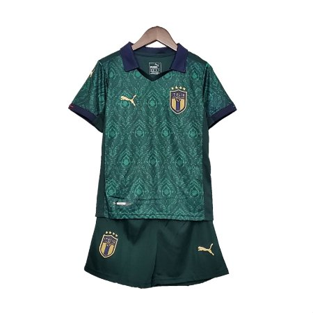 Conjunto Infantil Itália II 2020 – Masculino