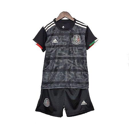 Conjunto Infantil México I 2020 – Masculino