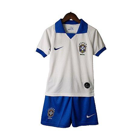 Conjunto Infantil Brasil II 2019 – Masculino