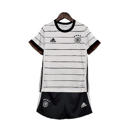 Conjunto Infantil Alemanha I 2020 – Masculino