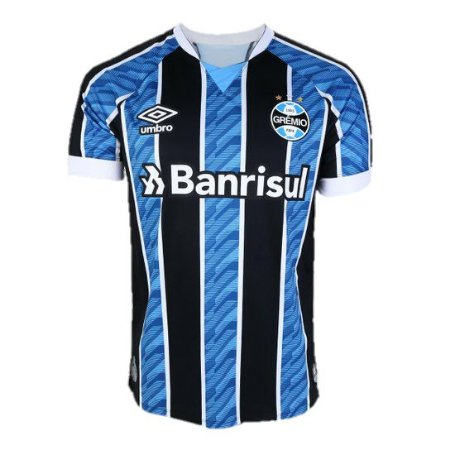 Camisa Grêmio I 2020/21 - Masculina