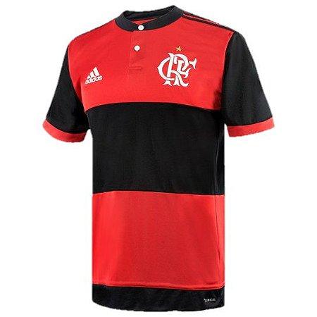Camisa Flamengo 2017/18 - Masculina