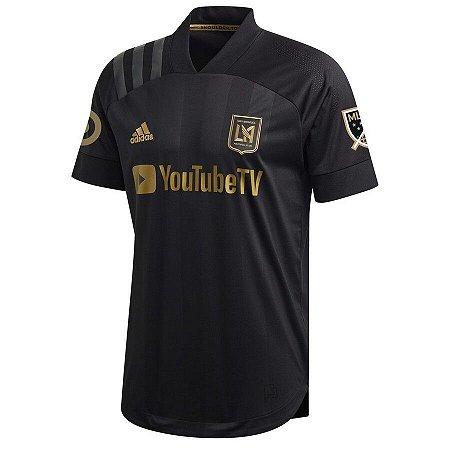 Camisa Los Angeles FC I 2020/21 – Masculina